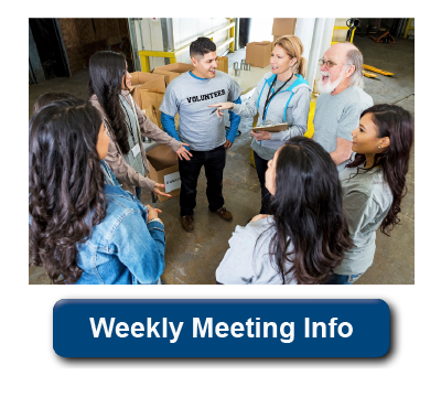 Weekly Meeting Info