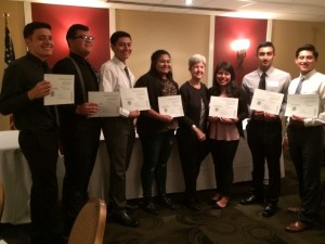 Key Club Scholarship Winners
